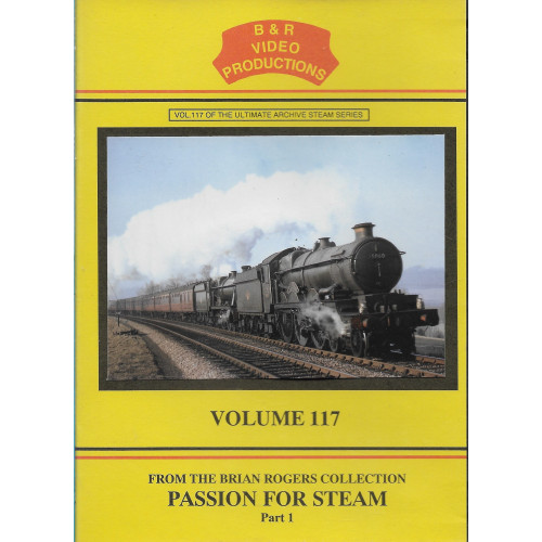 Vol.117 Passion for Steam Part 1 DVD