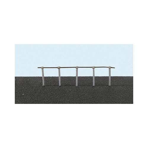 143 Ratio Kit 00 Gauge Hand Rail Stanchions with Single Rail