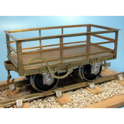 Festiniog Railway 2 Ton Braked Slate Wagon