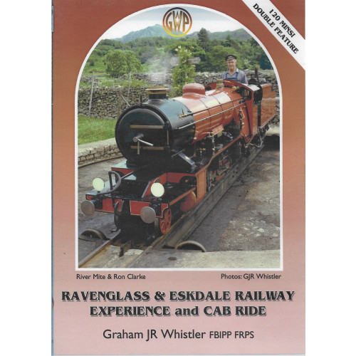 Ravenglass and Eskdale Railway Experience & Cab Ride DVD