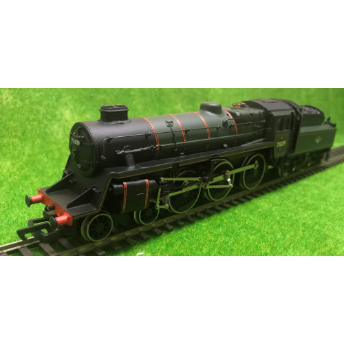 Bachmann 31-106 BR Class 4 Standard 4-6-0 Steam Locomotive No.75029 in BR Lined Green with Late Crest