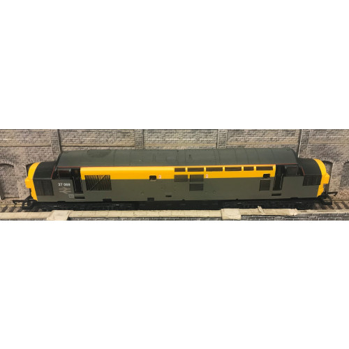Lima 205076A6 Class 37 Diesel Locomotive No.37069 in BRe Dutch Yellow / Grey Livery