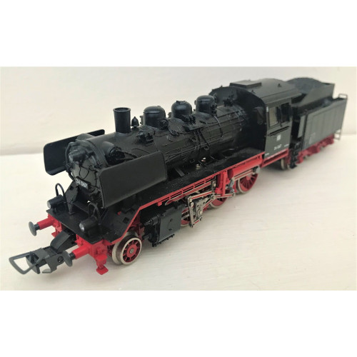 Fleischmann 4141 HO Scale Class BR24 2-6-0 Steam Locomotive No.24 067 German DRG Epoch II