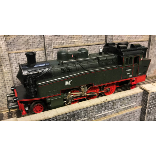 HO Scale BR64 2-6-2 Tank Locomotive No.1831 in Saxony Green Livery