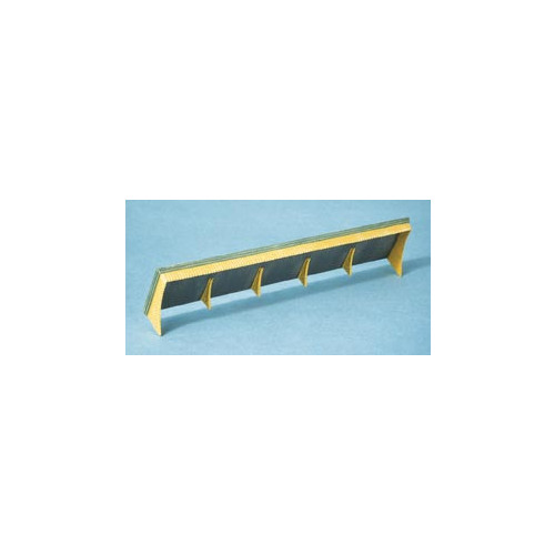 205 Ratio Kit Station Building Canopy Only - N Gauge