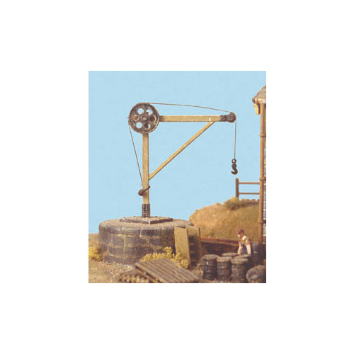 214 Ratio Kit Yard Crane - N Gauge