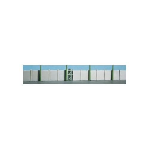 219 Ratio Kit Concrete Fencing, Gates - N Gauge