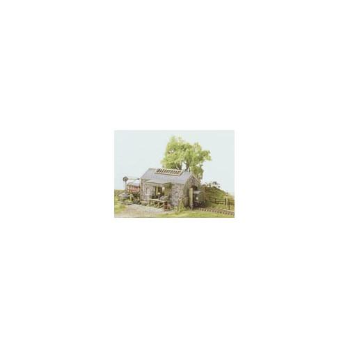 220 Ratio Kit Stone Goods Shed - N Gauge