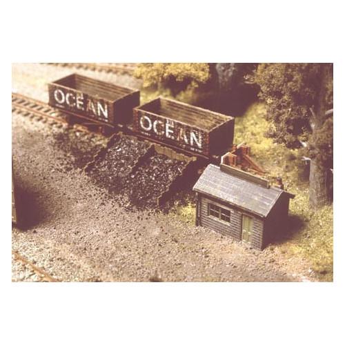 229 Ratio Kit Coal Depot - N Gauge