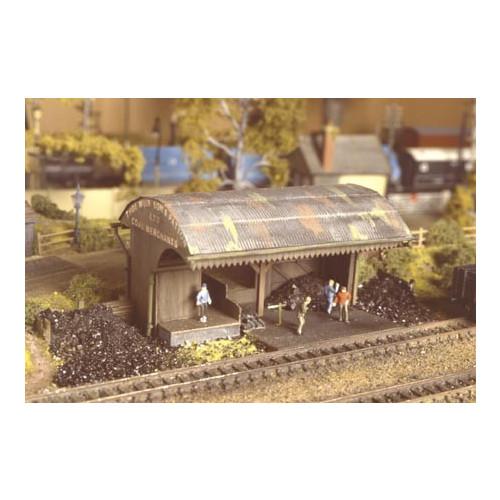 232 Ratio Kit Coal / Builders Merchant - N Gauge