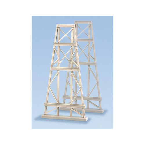 242 Ratio Kit 2 Steel Trestles - N Gauge