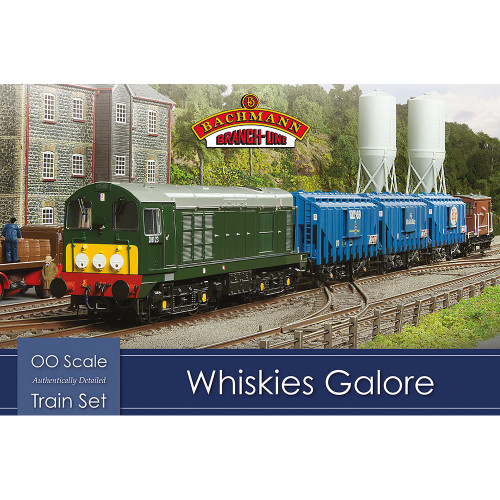 30-047 Whiskies Galore Train Set with Digital Sound