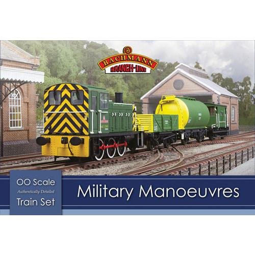30-130 Military Manoeuvres