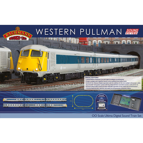 30-420 Western Pullman - The Ultima Digital Sound Train Set