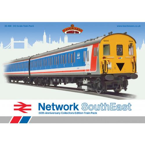 30-430 Capital Commuter Train Pack