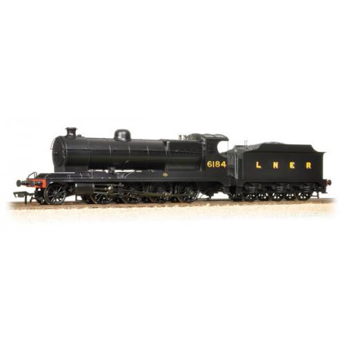 31-003A Robinson Class O4 Locomotive No.6184 in LNER Black
