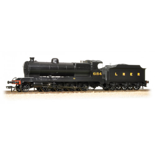 31-003A Robinson Class O4 Locomotive No.6184 in LNER Black