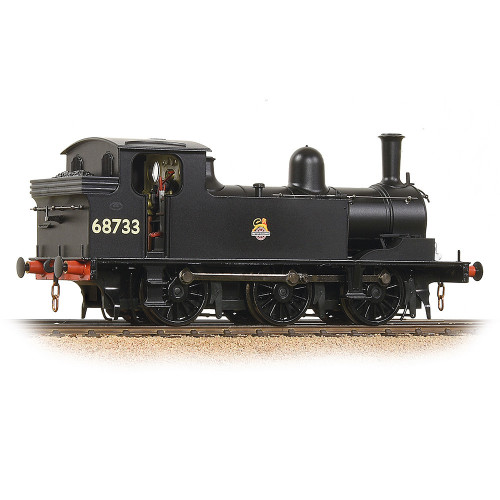 31-061 LNER J72 Class Steam Locomotive No.68733 in BR Black with Early Emblem