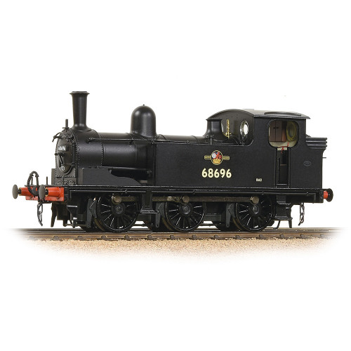 31-062 LNER J72 Class Steam Locomotive No.68696 in BR Black with Late Crest