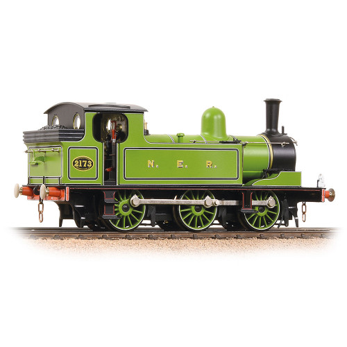 31-063 E1 Class Steam Locomotive No.2173 in NER Lined Green