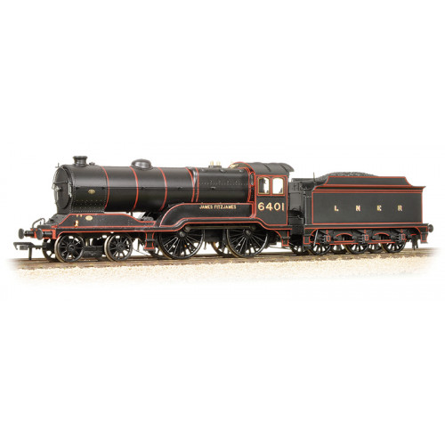 31-137A Class D11/2 4-4-0 Locomotive No.401 'James Fitzjames' in LNER Black Livery