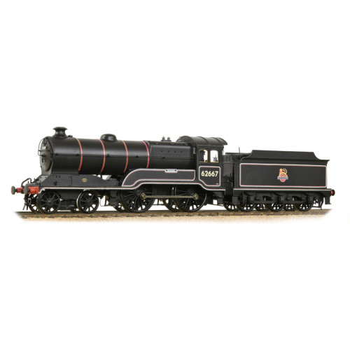 31-146A Class D11/1 4-4-0 Locomotive No.62667 Somme in BR Lined Black with Early Emblem