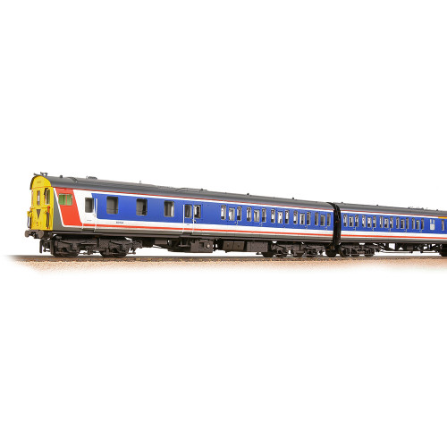 31-239A Class 205 DEMU 205001 in BR Network SouthEast (Revised) - Weathered