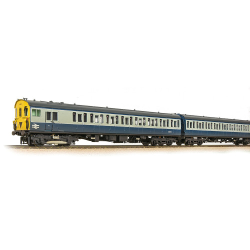 31-381 Class 416 2-EPB 2-Car Electric Multiple Unit No.6262 in BR Blue & Grey - Weathered