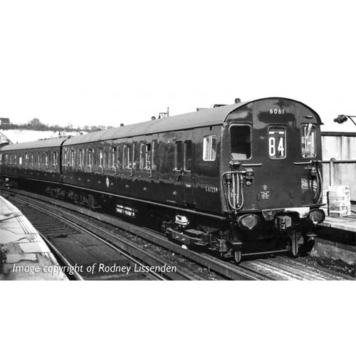 31-390 Class 414/2HAP 2-Car EMU No.6061 in BR Green Livery