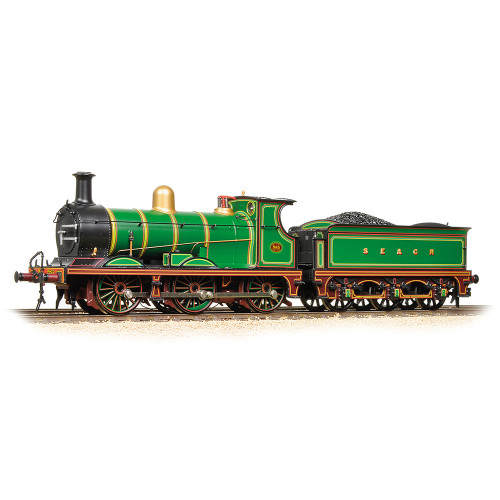 31-460A SE&CR C Class Steam Locomotive No.583 in SE&CR Lined Green (Original)
