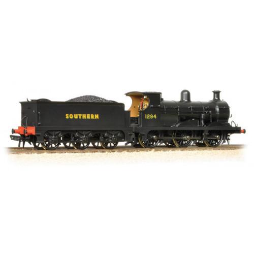 31-461A C Class 0-6-0 Locomotive No.1294 in Southern Railway Black