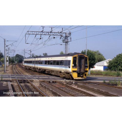 31-517DS Class 158 2 Car DMU No.158849 in Regional Railways Livery - DCC Sound