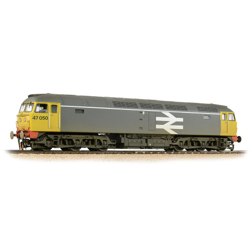 31-664 Class 47/0 Diesel Locomotive No.47050 in BR Railfreight Livery - Weathered