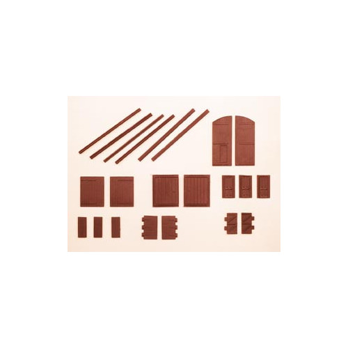 311 Ratio Kit Doors - N Gauge