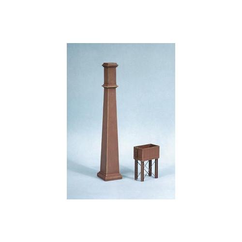 314 Ratio Kit Industial Chimneys & Fittings - N Gauge