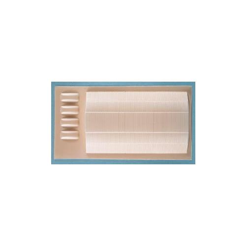 317 Ratio Kit Corrugated Roof - N Gauge