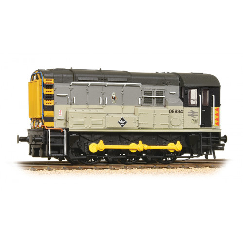 32-122 Class 08 No.08834 in BR Railfreight Distribution Livery