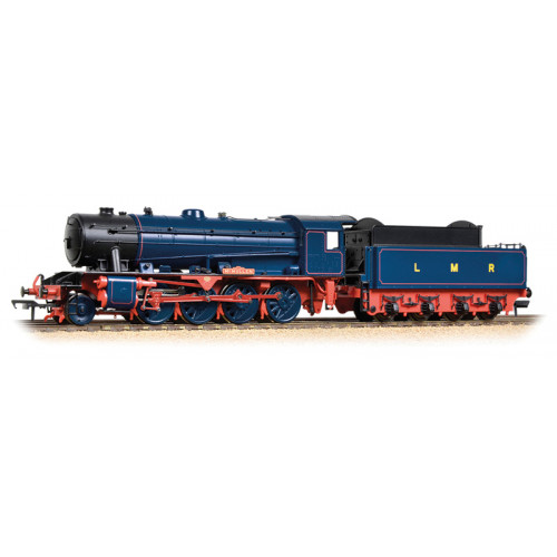 32-250A WD Austerity 2-8-0 Locomotive No.79250 'Major-General McMullen' in LMR Blue Livery