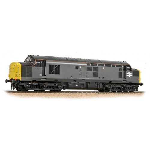 32-788DB Class 37/0 Diesel Locomotive No.37142 in Engineers Grey Livery
