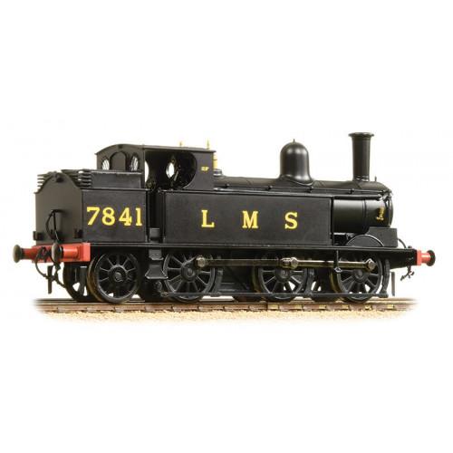 35-051 LNWR Webb Coal Tank 7841 LMS Black