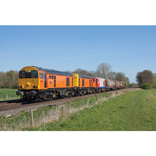 35-126 Class 20/3 Diesel No.20311 in Harry Needle Railroad Company Livery
