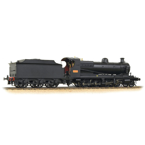 35-176 Railway Operating Division (ROD) 2-8-0 Steam Locomotive No.2394 in LNWR Black