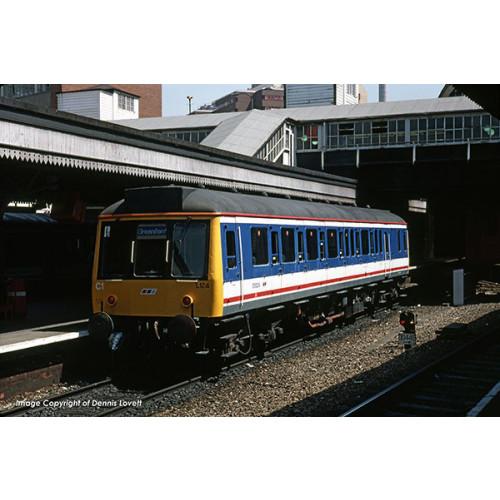 35-526 Class 121 Single Car Unit in BR Blue & Grey Livery