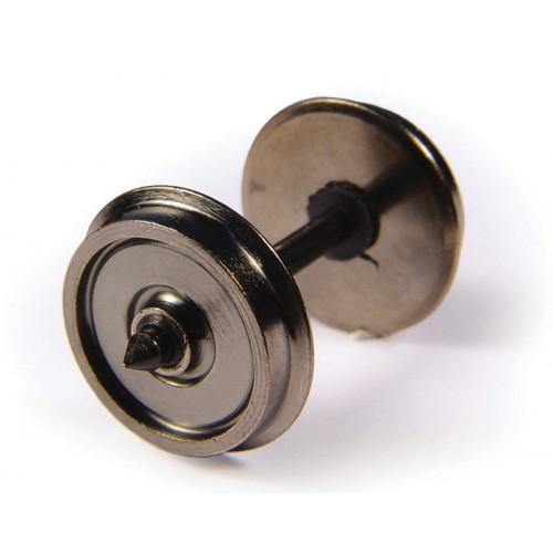 36-017 Metal Disc Brake Type Wagon Wheels (x10)