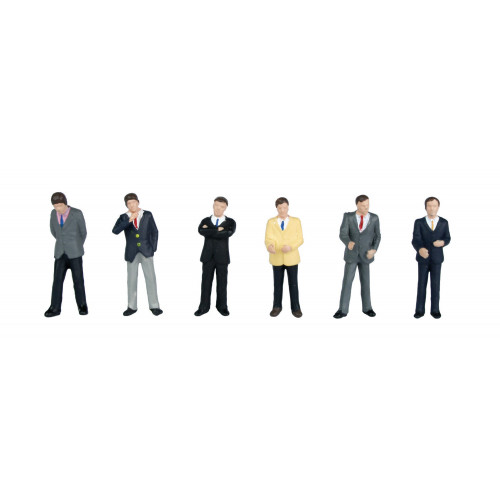 36-040 Businessmen