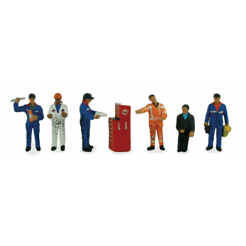 36-051 Traction Maintenance Depot Workers