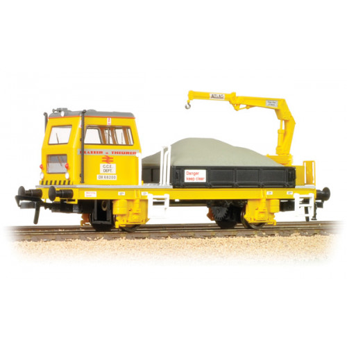 36-151 Plasser OWB10 With Crane (Motorised)