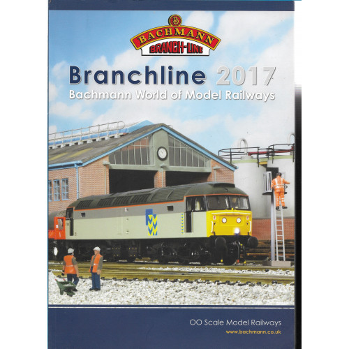 36-2017 Bachmann Branchline Catalogue 2017