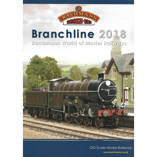 36-2018 Bachmann Branchline Catalogue 2018