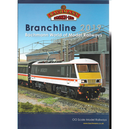 36-2019 Bachmann Branchline Catalogue 2019